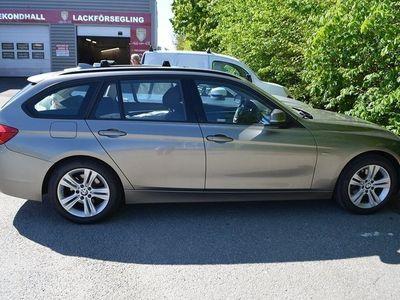 begagnad BMW 320 d Xdrive Touring Advantage Edition Spo