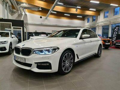 begagnad BMW 540 xDrive 340hk Aut / M-Sport / Se Spec