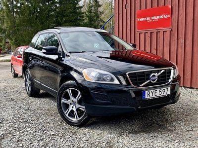 begagnad Volvo XC60 D5 215HK AWD Aut, Summum, Drag