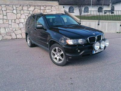 begagnad BMW X5 3,0 I