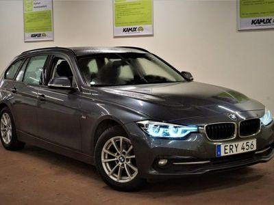 begagnad BMW 320 d xDrive Aut Sport Drag S&V-Hjul 2017, Personbil 217 500 kr