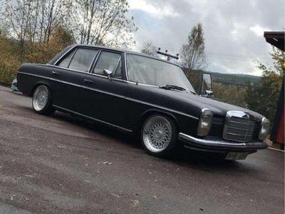 begagnad Mercedes 220 Compakt