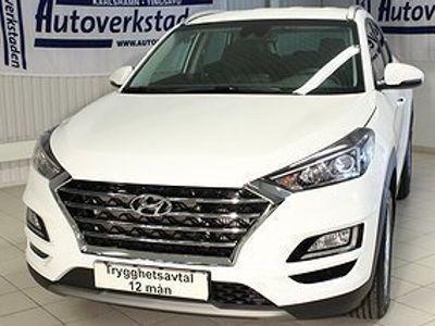 begagnad Hyundai Tucson 1.6 Turbo DCT7 2WD Trend