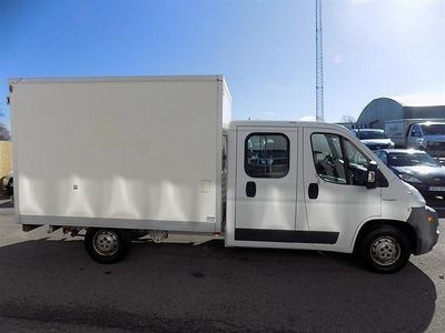 begagnad Peugeot Boxer 2.2 HDI Skåp 120hk -08
