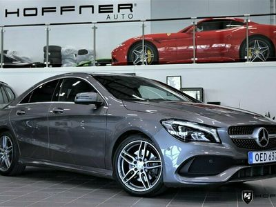 begagnad Mercedes CLA250 7G-DCT AMG H&K 1-ägare