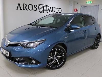begagnad Toyota Auris 1.8 HSD 5d Intense Edition