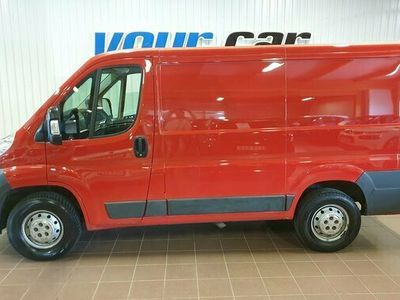 begagnad Citroën Jumper L1H1, Värmare, Frontbåge, Drag, 6VXL 2012, Transportbil Pris 79 000 kr