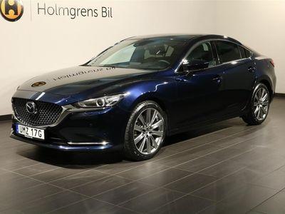 begagnad Mazda 6 5DR 184 DE AUT Optimum (Signature +4900:-)