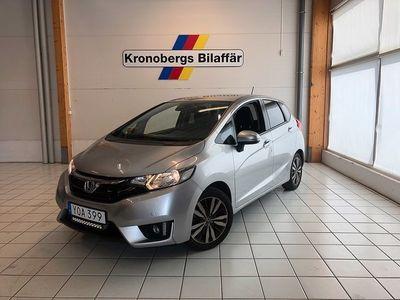 begagnad Honda Jazz 1.3 100HK Elegance ADAS Manuell Dragkrok