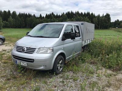 begagnad VW Transporter t5 pickup