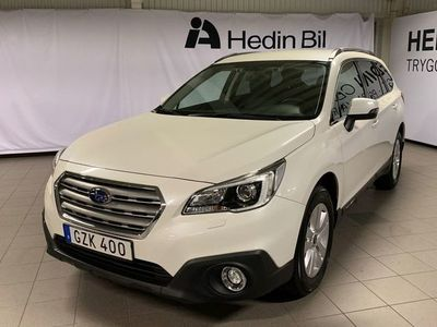 begagnad Subaru Outback 2.0D 4WD Lineartronic, 150hk