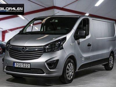 begagnad Opel Vivaro SKÅP 1.6 125 L2H1 PR