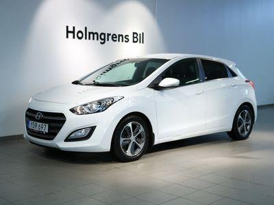 begagnad Hyundai i30 1.6 GDI 5dr GO Edition (135hk) -17