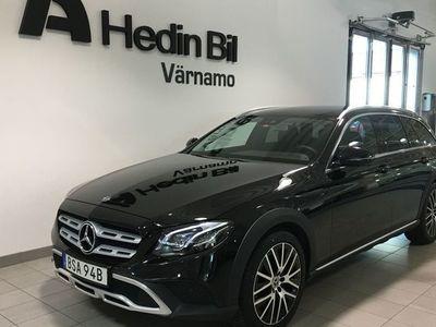 begagnad Mercedes E220 4MATIC All-Terrain Widescreen