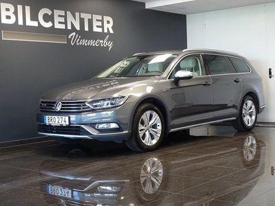 begagnad VW Passat Alltrack 2.0 TDI 4M Executive Drag