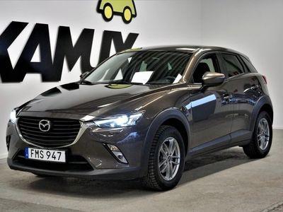 begagnad Mazda CX-3 2.0 FWD Vision (120hk)