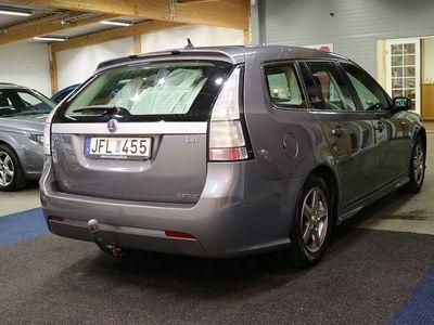 begagnad Saab 9-3 1,8T,Lågamil,Drag,1-Ägare -08