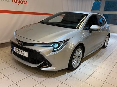 begagnad Toyota Corolla Hybrid Corolla Verso1.8 Style Teknikpaket 2019, Kombi 229 900 kr