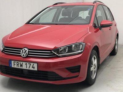 begagnad VW Golf Sportsvan VII 1.2 TSI BlueMotion Technology