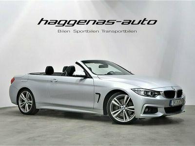 begagnad BMW 435 i Cab / M-Sport / HUD / HiFi