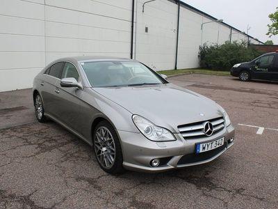 begagnad Mercedes CLS320 CDI 7G-Tronic 224hk AM