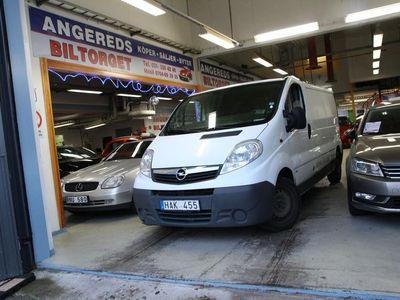 begagnad Opel Vivaro SKâP