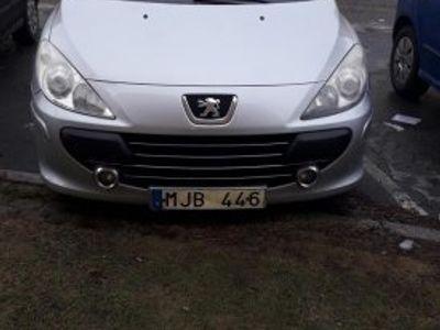 begagnad Peugeot 307 Automat -07