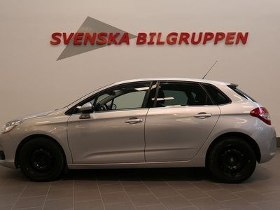 used Citroën C4 1.6 HDi 5D Acc Farthållare Bt LM S+V-hjul