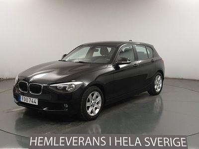 begagnad BMW 118 d 5-door PDC 2012, Halvkombi 98 800 kr