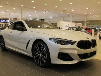 begagnad BMW M850 xDrive Driving Assistant Professional/ M Carbon/ Night Vision