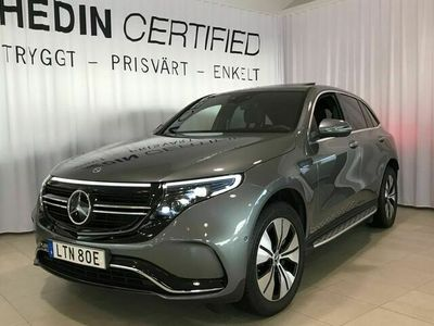 begagnad Mercedes EQC400 - Benz400 4MATIC AMG DEMO PREMIUMPAKET PLUS