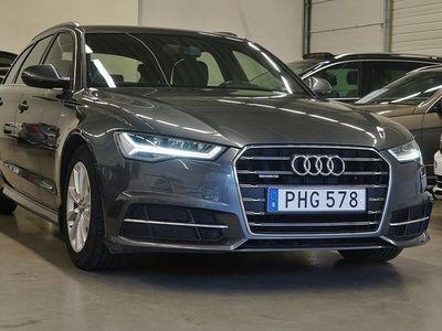 begagnad Audi A6 TDI Q. S-Line Plus D-Värmare Alpinpkt -17
