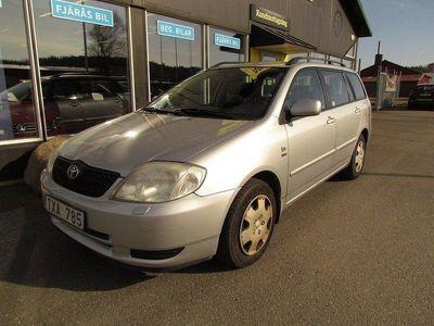 begagnad Toyota Corolla Kombi 1.6 VVT-i 110hk