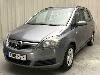 begagnad Opel Zafira II 1.8 2007