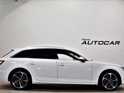 begagnad Audi A4 2.0 190hk quattro Pro Line Euro 6 Värmare