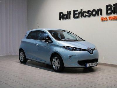 begagnad Renault Zoe 88 hk Life A II