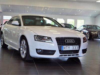 begagnad Audi A5 Coupé 1.8 TFSI 170hk