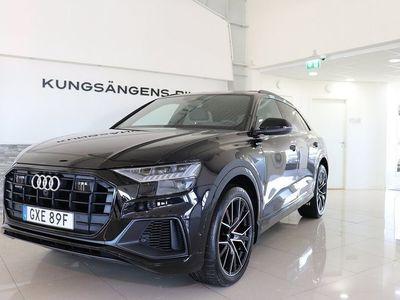 begagnad Audi Q8 50TDI MATRIX/LUFTFJÄDRING/PANO/DRAG 286hk