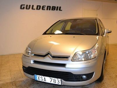 begagnad Citroën C4 1.6 109hk Nyservad -07