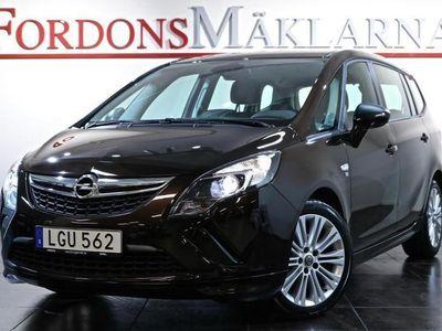 begagnad Opel Zafira 1.4T ECOTEC 7-SITS 3-ÅRS GARANTI