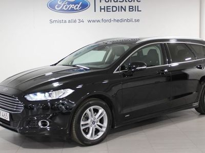 begagnad Ford Mondeo Kombi 2.0 TDCi AWD Powershift 180hk