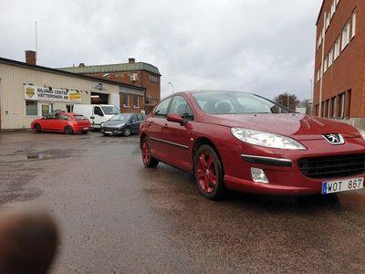 begagnad Peugeot 407 ST 2,2 SPORT Ny Bes .Ny Kammrem