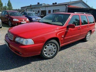 begagnad Volvo V70 2.4 140hk