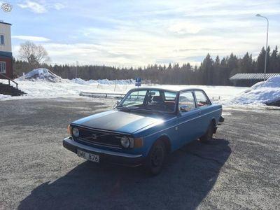 begagnad Volvo 142 DL -74