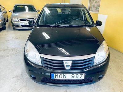 begagnad Dacia Sandero 1.6 E85 87hk NY BES