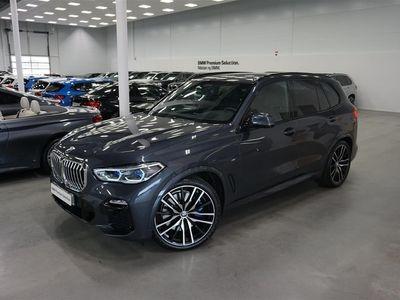 begagnad BMW X5 30d xDrive B&w Innovation Xoffroad Travel Winter