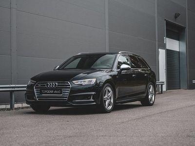 begagnad Audi S4 Avant 3.0 TFSI V6 Matrix/Nav/Drag/HUD