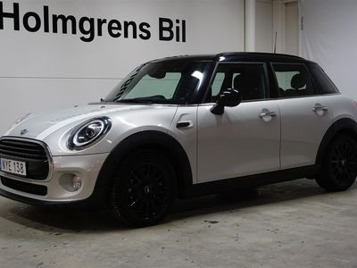 begagnad Mini Cooper 5d Essential