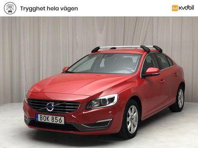 begagnad Volvo S60 D4 (181hk)