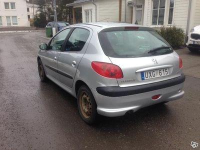 begagnad Peugeot 206 1,4 X-line -04